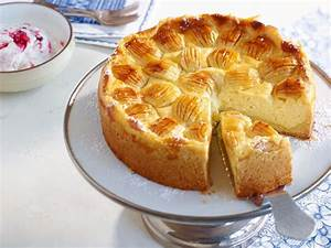 Apfel Schmand Kuchen Rezept [ESSEN UND TRINKEN]