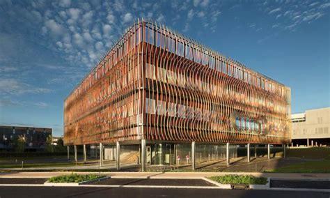 au bureau rennes un bâtiment signal pour la recherche rennaise conçu par