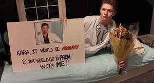 An ode to teen promposal videos, the best things on the ...