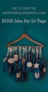 Adventskalender Für Männer Diy : adventskalender f llen mit einer einzigen idee diy weihnachten adventskalender ~ Watch28wear.com Haus und Dekorationen