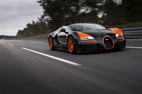 2013 Bugatti Veyron Gs Vitesse Sets New Open