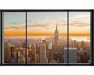 New York Deko : deko panel new york fenster ii 70x118 cm bei hornbach kaufen ~ One.caynefoto.club Haus und Dekorationen