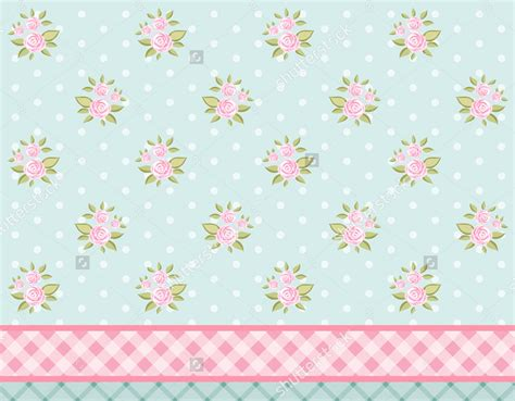 Free Shabby Chic Desktop Backgrounds Round Designs