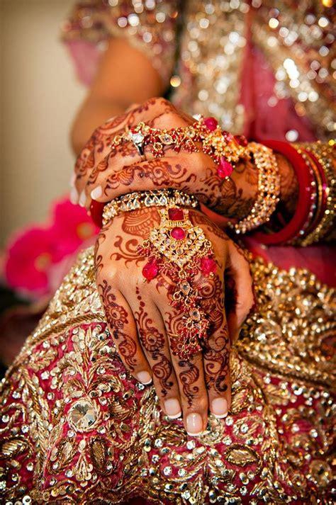 Bridal Mehndi Hand Jewelry And Bangles   XciteFun.net