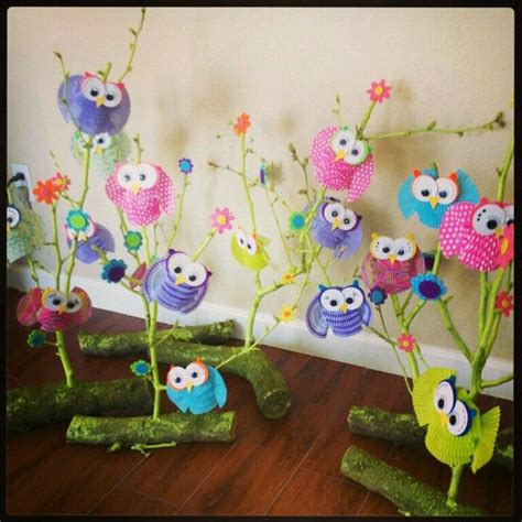 Owl Baby Shower by 78 Best Ideas About Owl Party Decorations On Pinterest