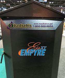Empyre Elite Xt 100 Epa Outdoor Wood Boiler  Furnace