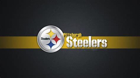 Pittsburgh Steelers Logo Wallpaper Hd Sport Pittsburgh Steelers Logo Wallpaper Hd Wallpaper Wiki