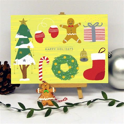 holiday gifts holiday greeting cards  oublycom resim