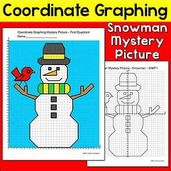 coordinate graphing mystery picture  quadrants pink