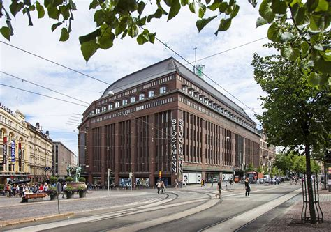 Stockmann Department Store · Finnish Architecture Navigator