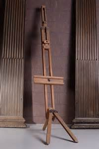 display easel antiques atlas large studio artist 39 s easel by winsor