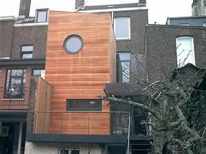 architecte bertrand vanturenhout maison daout With maison brique et bois 4 architecte bertrand vanturenhout maison vanturenhout