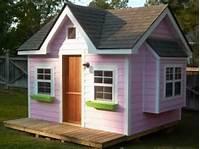 playhouses for kids Children's Playhouses I've built - YouTube