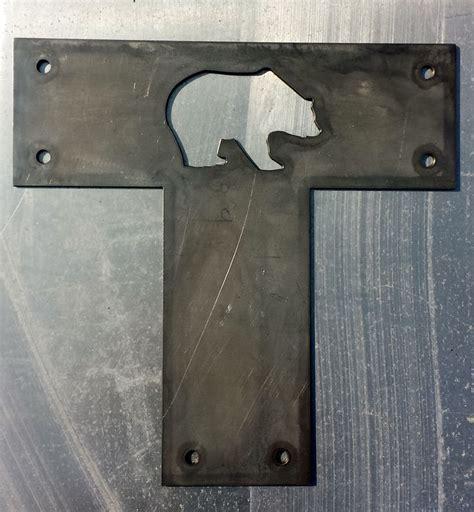 Decorative Steel Joist Hangers by 1000 Images About Custom Beam Brackets Iron Brackets
