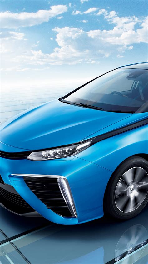 wallpaper toyota mirai hydrogen toyota electric cars