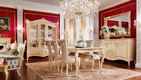 sala pranzo classica sala barnini oseo prestige plus avorio arredamenti