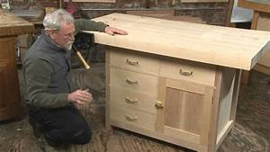 Introduction: Basic Workbench with Built-in Storage - YouTube