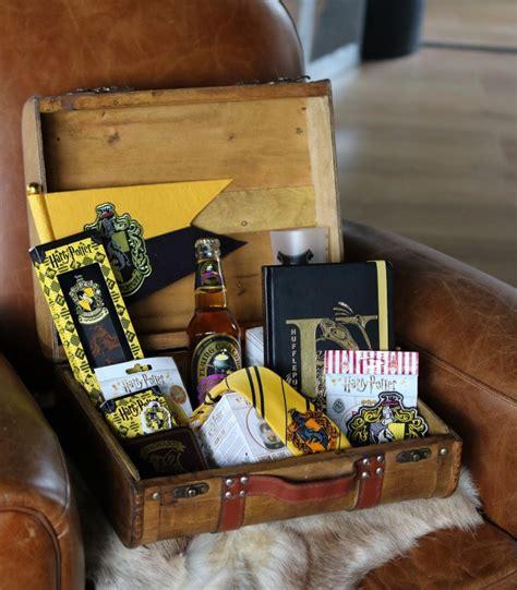 hufflepuff mystery box harry potter