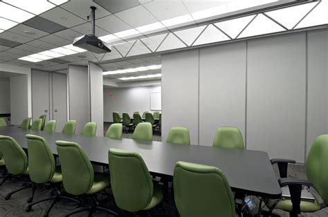 Professional Folding Wall Acoustic Movable Room Dividers
