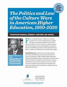 31st Annual Silha Lecture: The Politics and Law of the ...