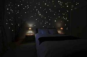 DIY Star Scape For The Kids' Room - Do-It-Yourself Fun Ideas
