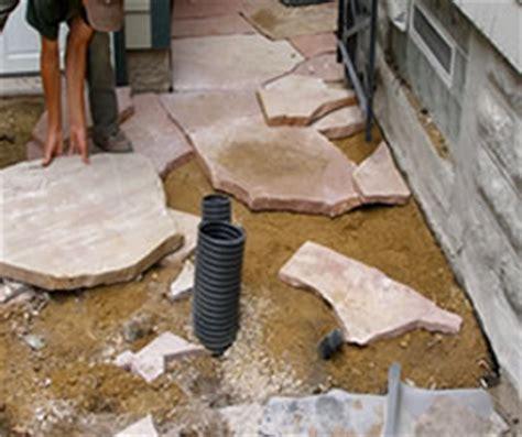 flagstone patio pavers
