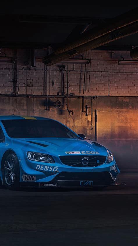 wallpaper volvo  polestar wtcc safety car cars