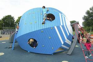 10 Ridiculously Cool Playgrounds Part 6