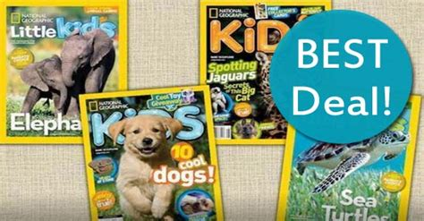 Best Price  Kids National Geographic Magazine