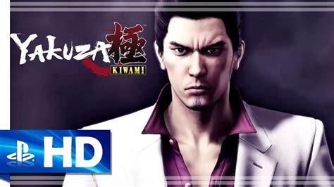 yakuza kiwami  official story trailer english