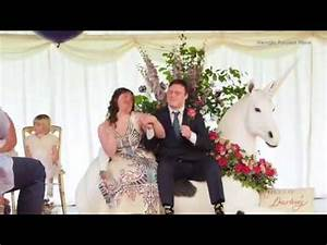 Couple Who Both Have Down Syndrome Get Married 2017 - YouTube