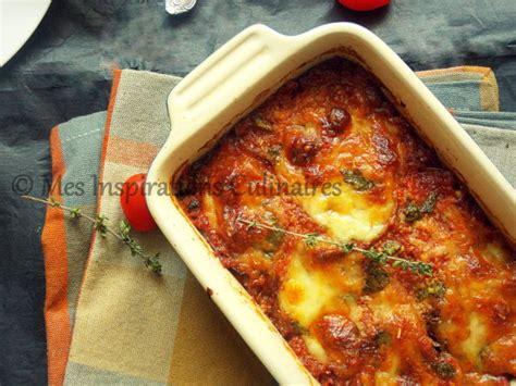 gratin daubergines  la mozzarella le blog cuisine de samar