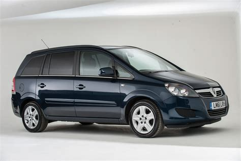 vauxhall zafira review pictures auto express