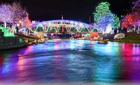 christmas light displays  idaho