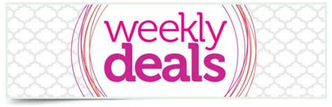 weekly deals stampin