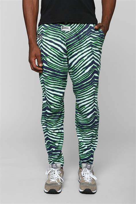 zubaz seattle seahawks pant urban outfitters