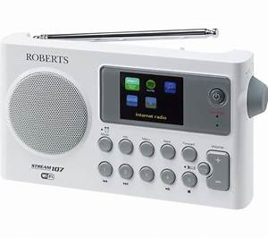 Dab Und Internetradio : buy roberts stream 107 portable dab fm smart radio ~ Jslefanu.com Haus und Dekorationen