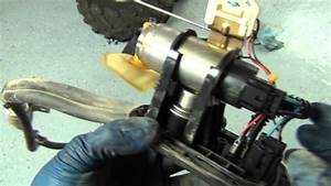 How To Diagnose And Replace The Fuel Pump In A Can Am Quad