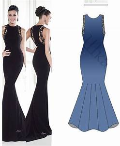 best 25 evening dress patterns ideas on pinterest With prom dress templates