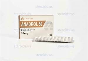 Buy Anadrol 50 By A-tech Labs