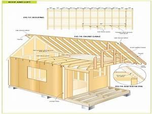 Cabin Floor Plans Free - Cabin Floor Plans Free Wood Cabin