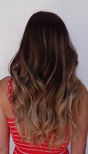 Ombré Hair Blond Foncé : 5 tonos de balayage para morenas que te har n destacar ~ Nature-et-papiers.com Idées de Décoration
