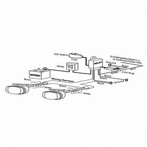 Anzo Light Bar Wiring Diagram