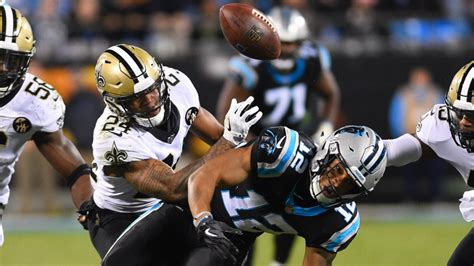 panthers open  point underdogs  final  game  saints