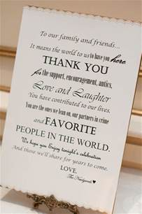 wedding gift thank you notes the best wedding welcome bags to keep your guests happy