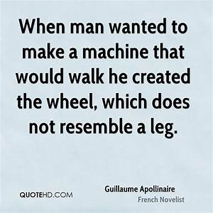 Guillaume Apoll... Guillaume Apollinaire Quotes