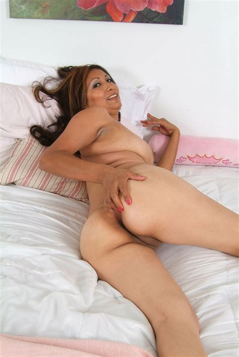 Mature Latina In Bed Feet Soles Mature Porn Photo