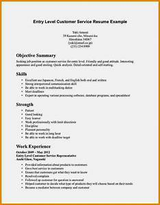 Entry level resume summary statement resume template for Entry level resume summary