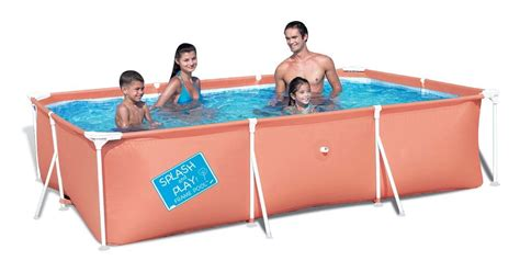 where to sell a pool bestway my first frame orange swimming pool family garden