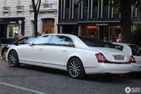 Maybach 62 S Landaulet 2011 - 30 August 2016 - Autogespot